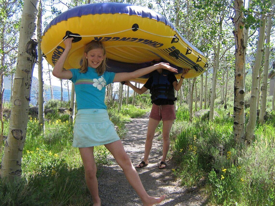 Как выбрать лучшую надувную лодку