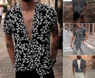 Покупка дешевых гавайских рубашек