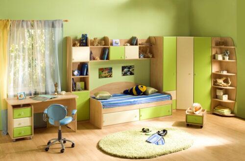 Мебель для детской спальни - на что обращать внимание
