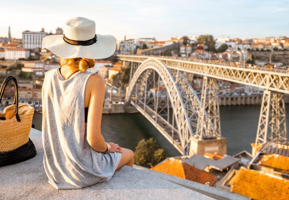 Приключенческое путешествие в Португалии