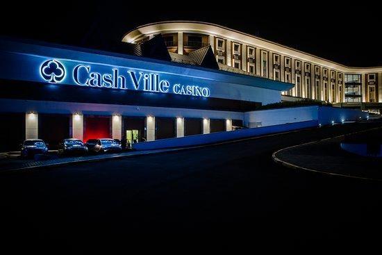 Казино «CashVille»